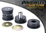 Subaru Forester SF (1997-2002) Powerflex Black Rear Diff Mounts PFR69-122BLK